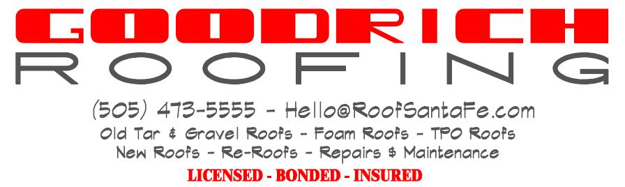 Goodrich Roofing (505) 473-5555